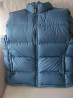 Marmot down-filled vest