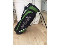 Ping golf bag mint