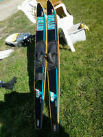 OMC water skiis for sale Reduced