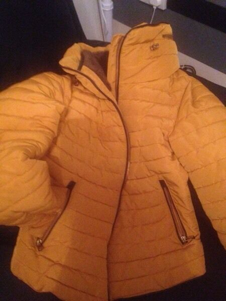 ZARA winter coat xs