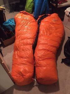 -20C down sleeping bags