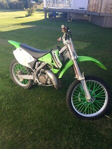 2007 KX125 brand new top end
