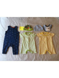 Baby clothes bundle 0-3M