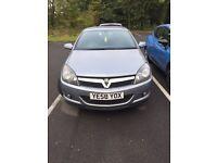 Vauxhall Astra 1.9 CDTi 16v SRi Sport Hatchback - silver