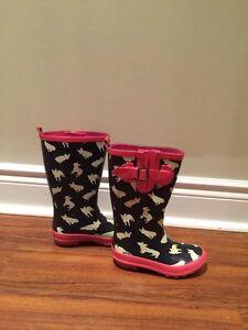 Girls Rain Boots Size 12
