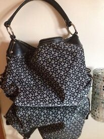 DKNY genuine handbag