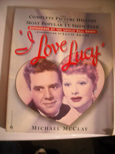 I Love Lucy The Complete Picture History of Most Popular TV Show Peterborough Peterborough Area image 1