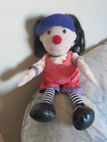 Lynette doll off of BIG COMFY COUCH