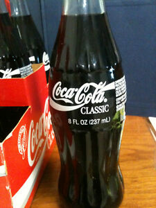 Coca-Cola Glass Bottles    6  in Case Kitchener / Waterloo Kitchener Area image 3