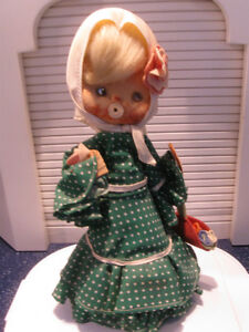 A DARLING LITTLE DECORATIVE DOLL...UNIQUE and VERY SPECIAL