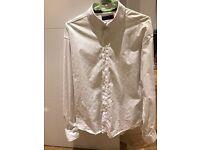 Gucci Guccissima White Shirt GG Pattern
