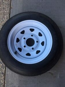 Tire and 12 inch rim brand new