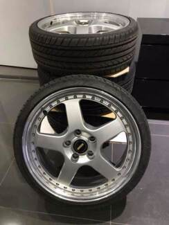 Brand new FR18 Simmons with tyres suit MAZDA RX3