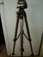 Tripod for Sale.  Could work for a camera, a spotting scope or?