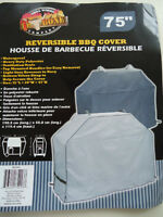 Reversible BBQ Cover
