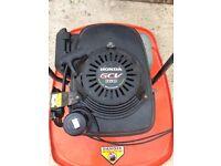 Honda GCV 160. Petrol Hover Mower