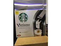 Verismon starbucks coffee machine