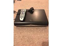 Sky box DRX890W-C with remote
