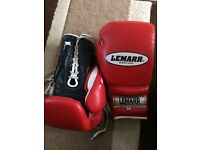 Boxing MMA gear (gloves shinguards etc)