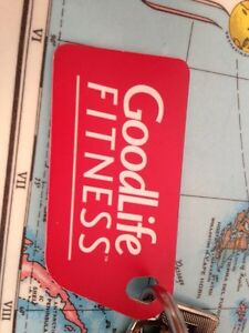 Goodlife membership card