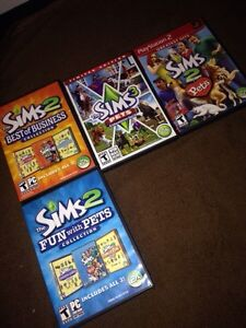 The Sims 3 pets / sims 2 games