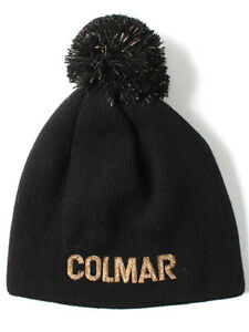 BRAND NEW with tags Colmar Ice Beanie. Colour Black $40
