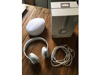 Unused Beats Solo2 Wireless Headphones - Special Edition Silver