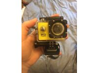 SJ CAM camera, like a go pro