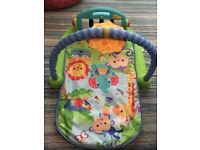 Fisher price baby kick and play piano gym may