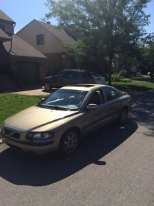 Volvo s60 2002 2.4T automatic