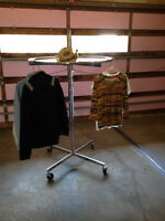 Clothing rack for rent