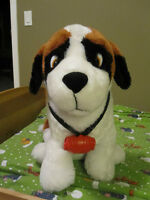 Saint Bernard Stuffy Toy