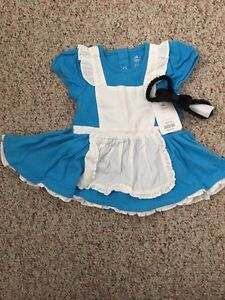 Alice in Wonderland Disney dress