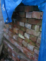 1200 – Red Clay Bricks – 150 Years Old