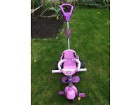 Kids little Tike Purple Trike
