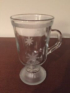 Clear Xmas mugs Belleville Belleville Area image 1