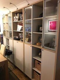 Storage units x 3