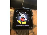 Apple Watch - 42mm space grey