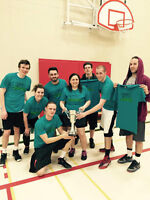 Adult Co-ed Sport Leagues