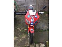 Lexmoto xtr 125cc 2015 £475 Ono
