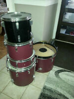 DRUMS PARTS FOR SALE