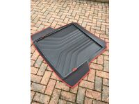 BMW boot liner for 3 series GT