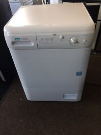White Creda condenser dryers good condition with guarantee bargain