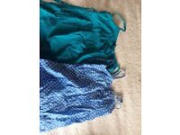 Maternity summer tops size 8