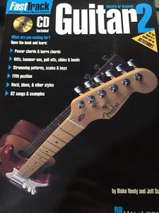 FastTrack Guitar Lesson and Song Books Stratford Kitchener Area image 6