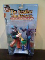 BEATLES DOLLS COLLECTABLE