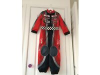 Cars racing suit