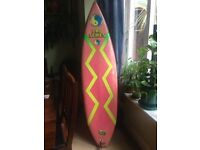 Town & Country Vintage Surfboard
