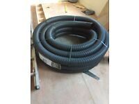 Flexi land drain perforated 25m