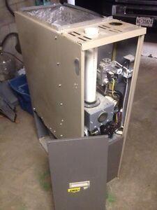 High Efficiency used furnace 40k btu
